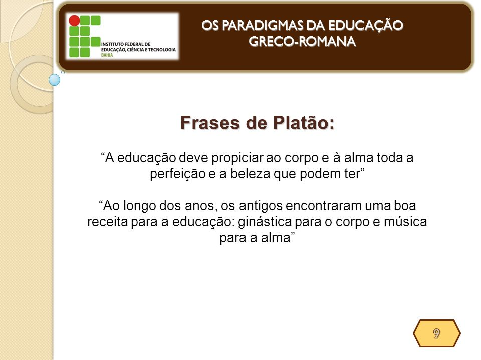 Famosos OS PARADIGMAS DA EDUCAÇÃO GRECO-ROMANA - ppt carregar UJ43