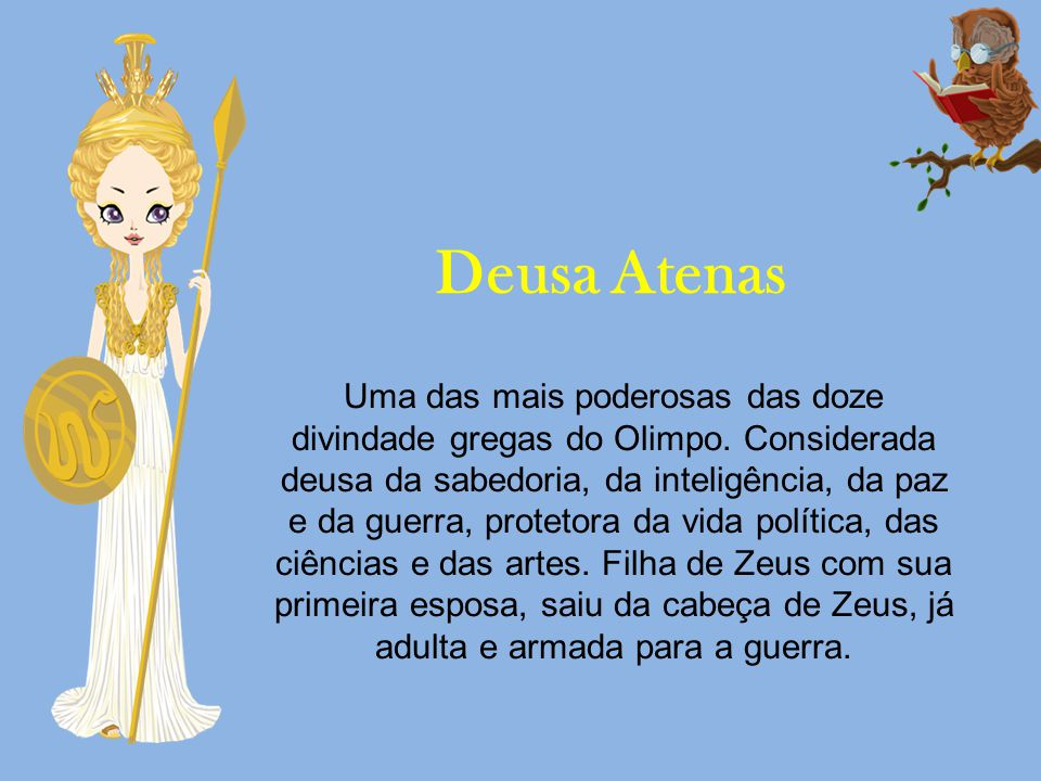 Deusa Atenas