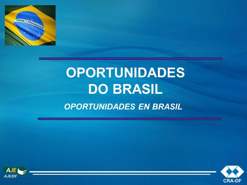 OPORTUNIDADES DO BRASIL