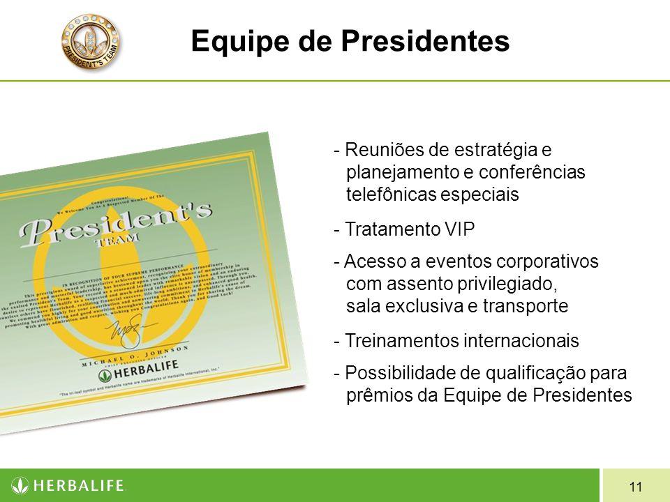 10/04/2017 Equipe de Presidentes. - Reuniões de estratégia e planejamento e conferências telefônicas especiais.