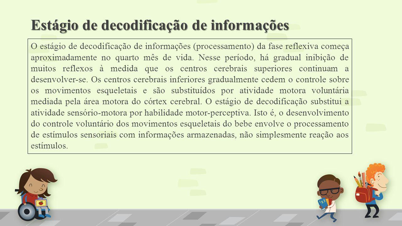Estágio de decodificação de informações