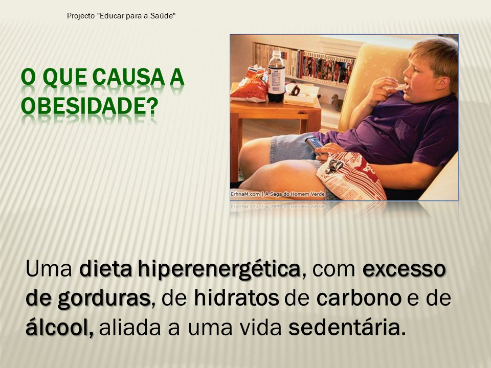 Projecto Educar para a Saúde