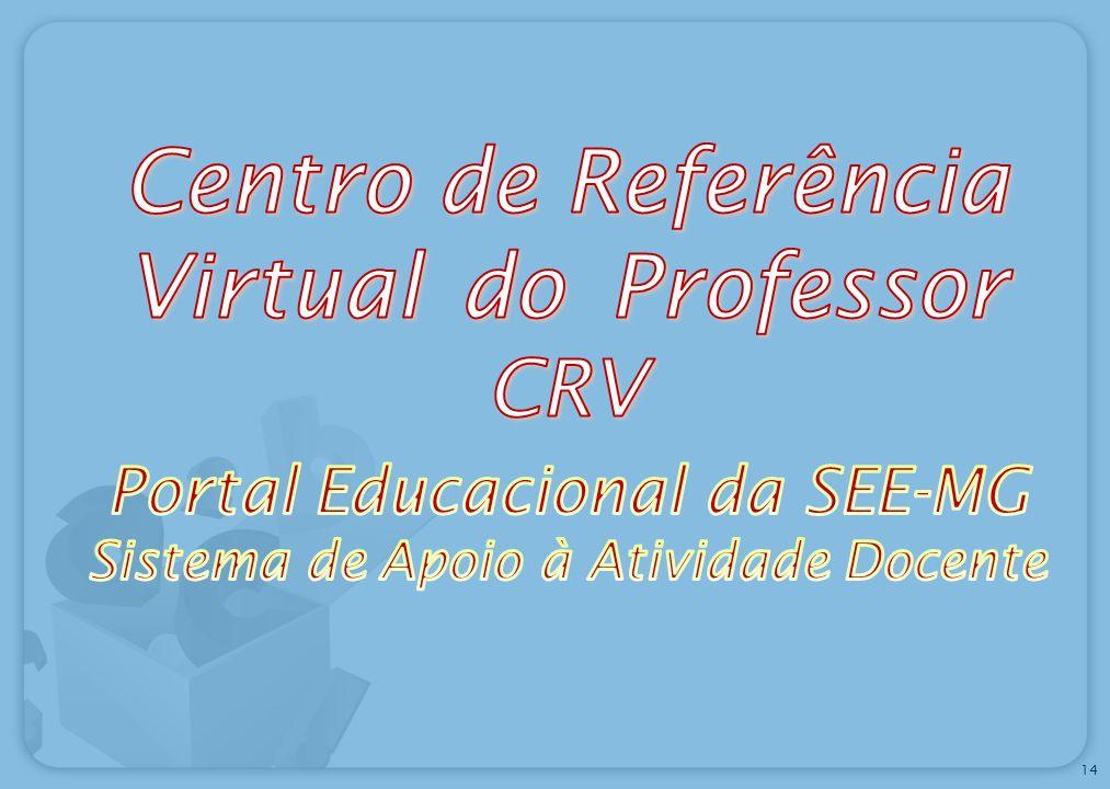 Centro de Referência Virtual do Professor