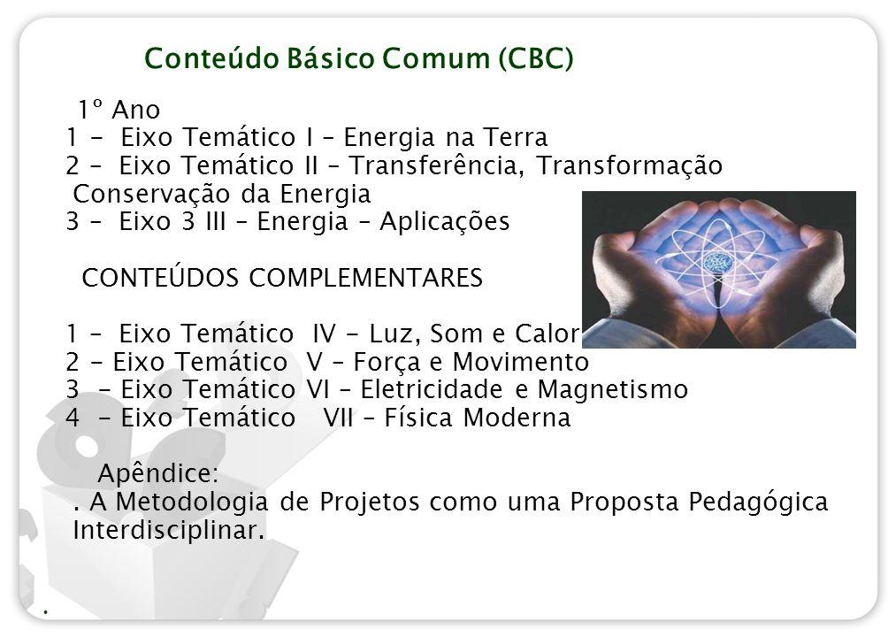Conteúdo Básico Comum (CBC)