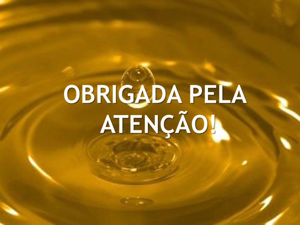 OBRIGADA PELA ATENÇÃO!