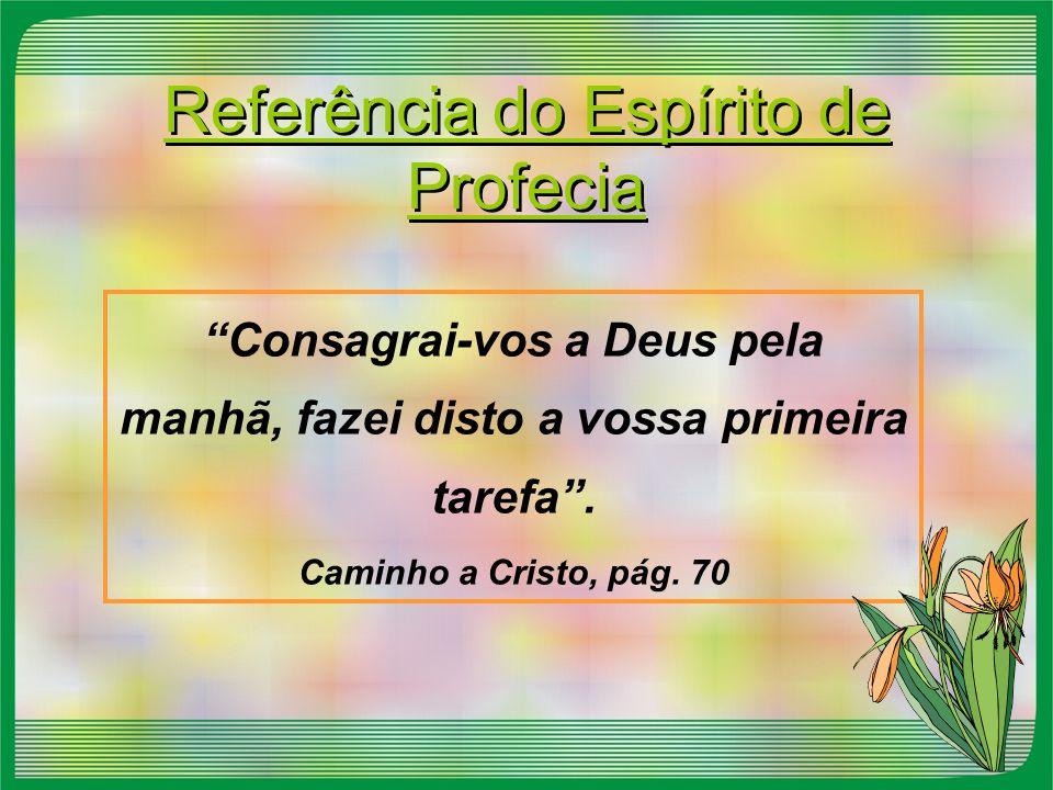 Referência do Espírito de Profecia
