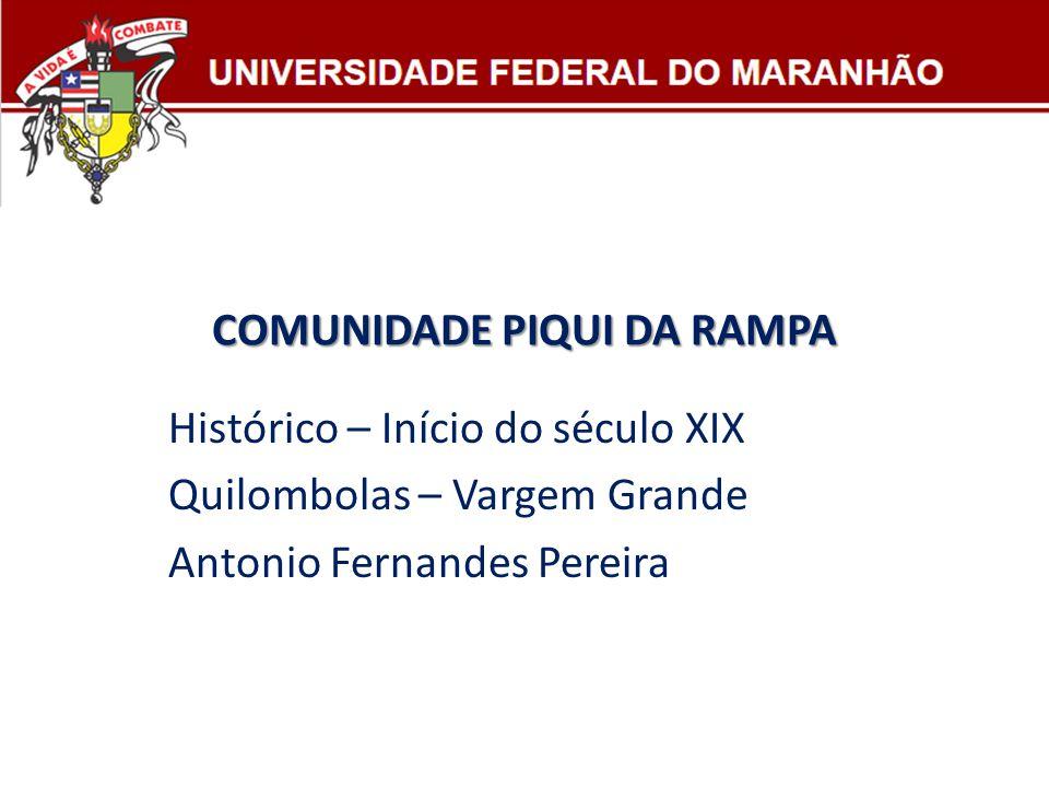 COMUNIDADE PIQUI DA RAMPA