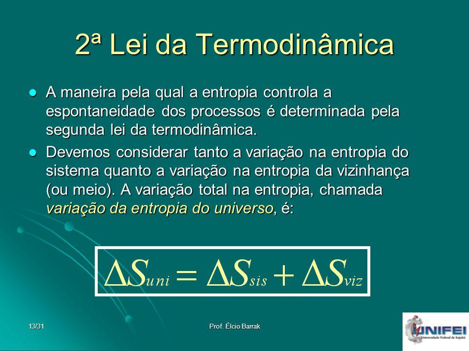 2 Lei da termodinamica