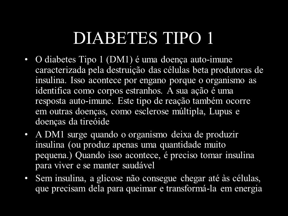 DIABETES TIPO 1