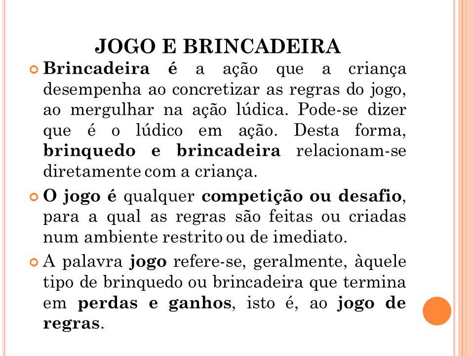 PROJETO FAMÍLIA – EDUCAÇÃO FÍSICA JOGOS, BRINCADEIRAS E