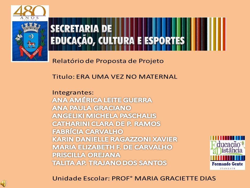 Relatório de Proposta de Projeto