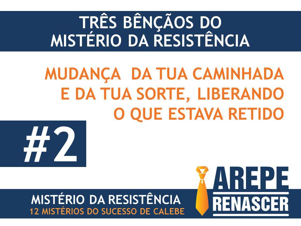 MISTÉRIO DA RESISTÊNCIA