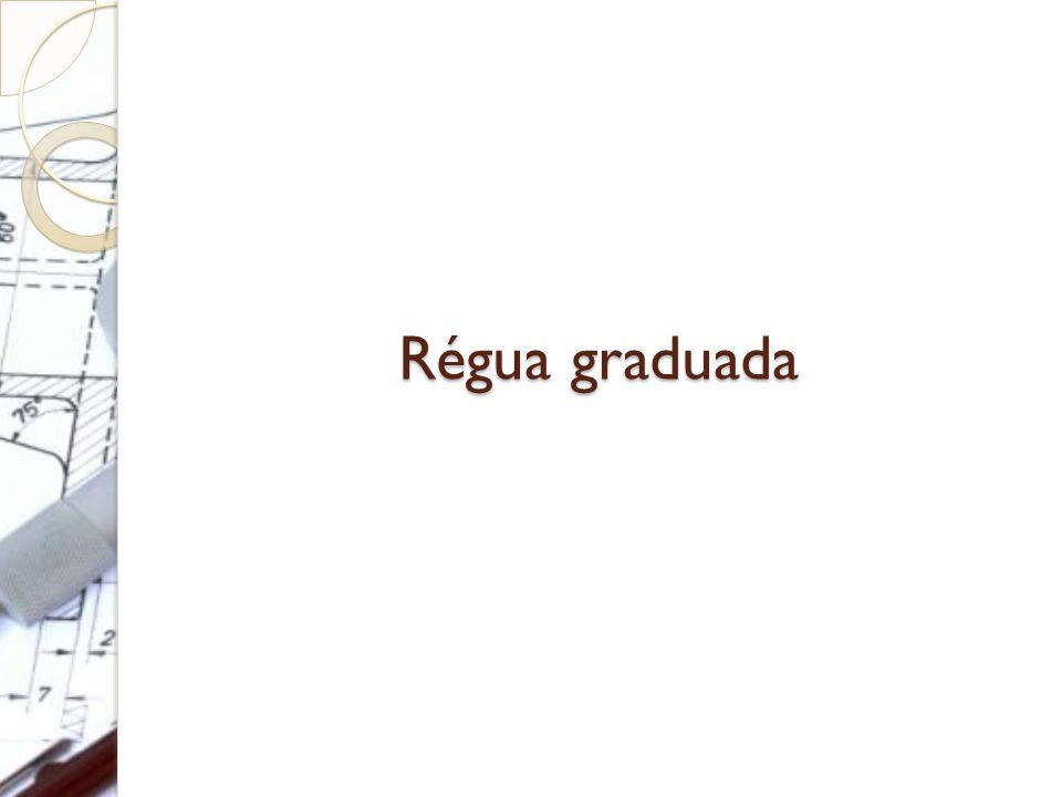 Régua graduada