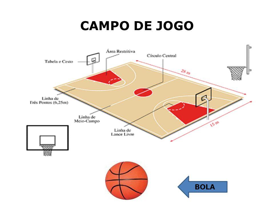 CAMPO DE JOGO BOLA