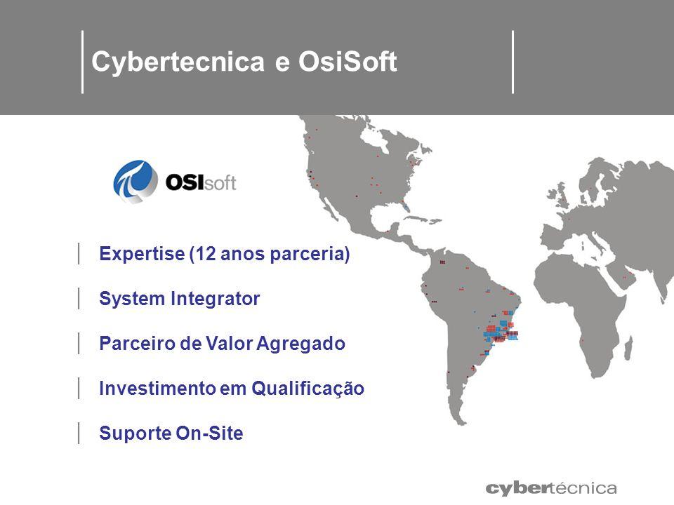 Cybertecnica e OsiSoft