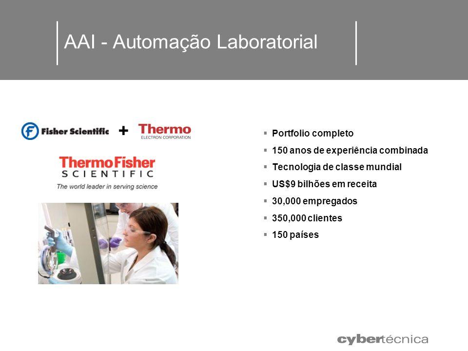 AAI - Automação Laboratorial