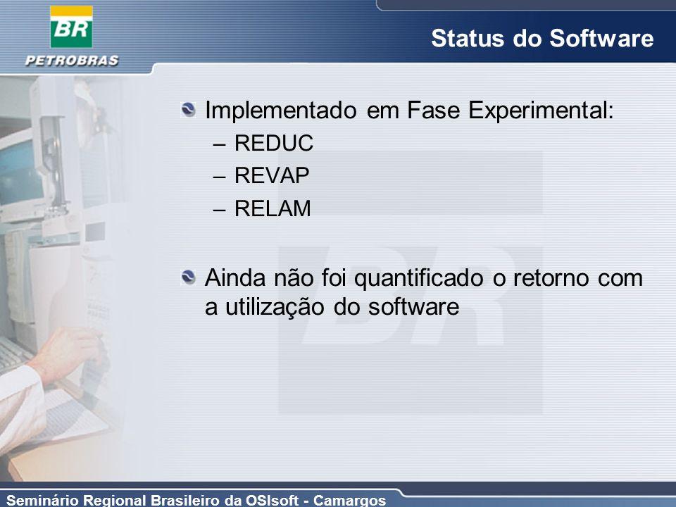 Implementado em Fase Experimental: