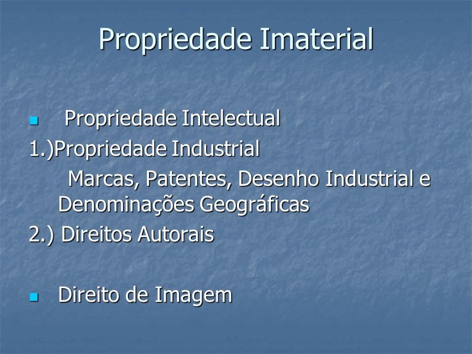 Propriedade Imaterial