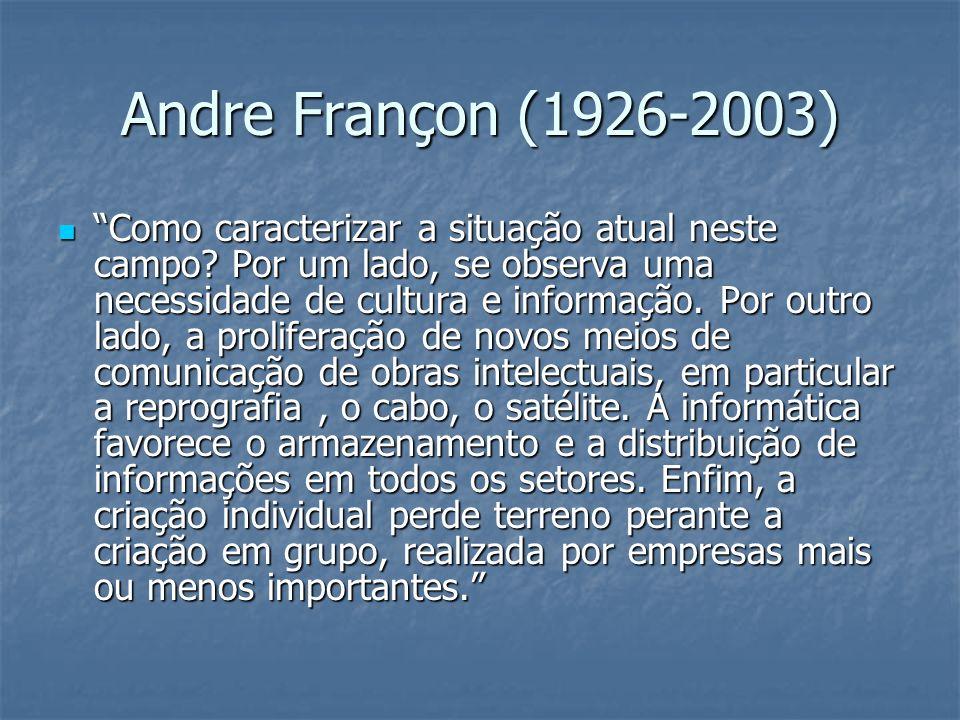 Andre Françon (1926-2003)
