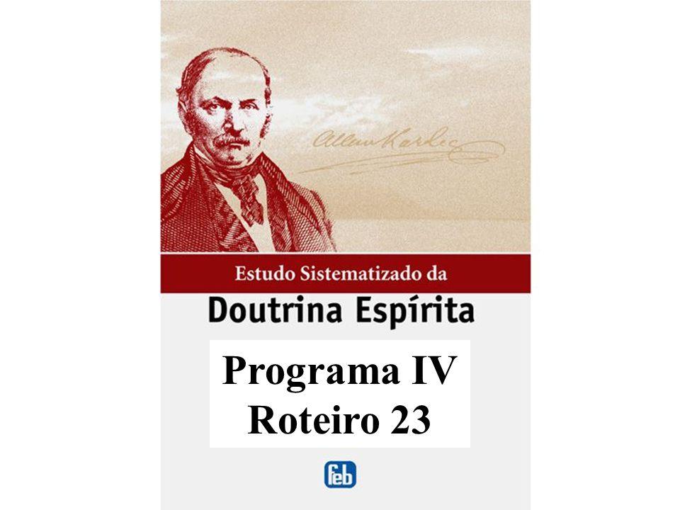 Programa IV Roteiro 23