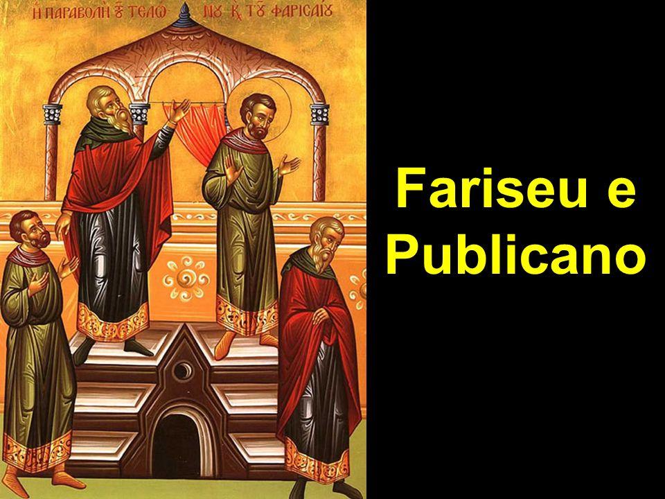 Fariseu e Publicano