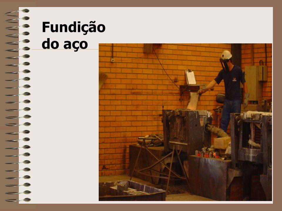 Fundição do aço