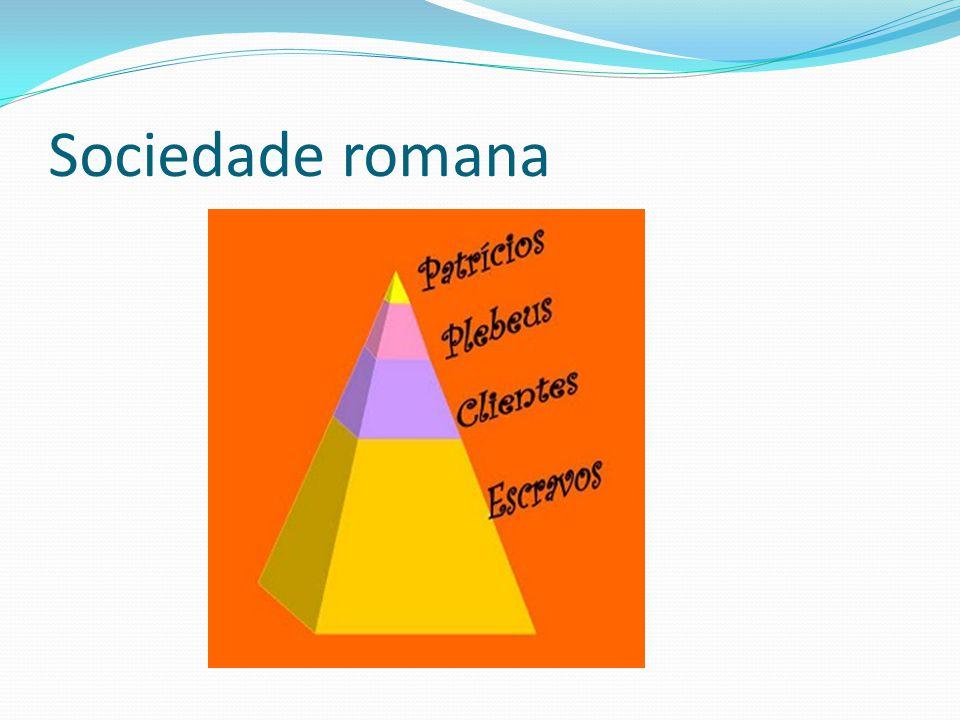 Sociedade romana