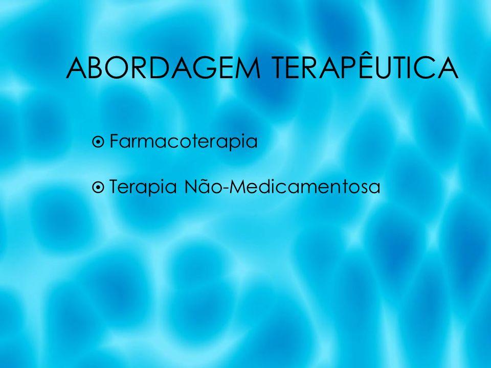 ABORDAGEM TERAPÊUTICA