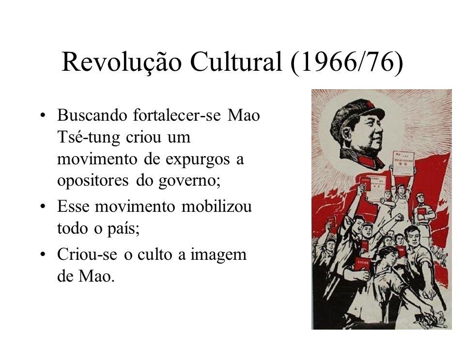 Revolução Cultural (1966/76)