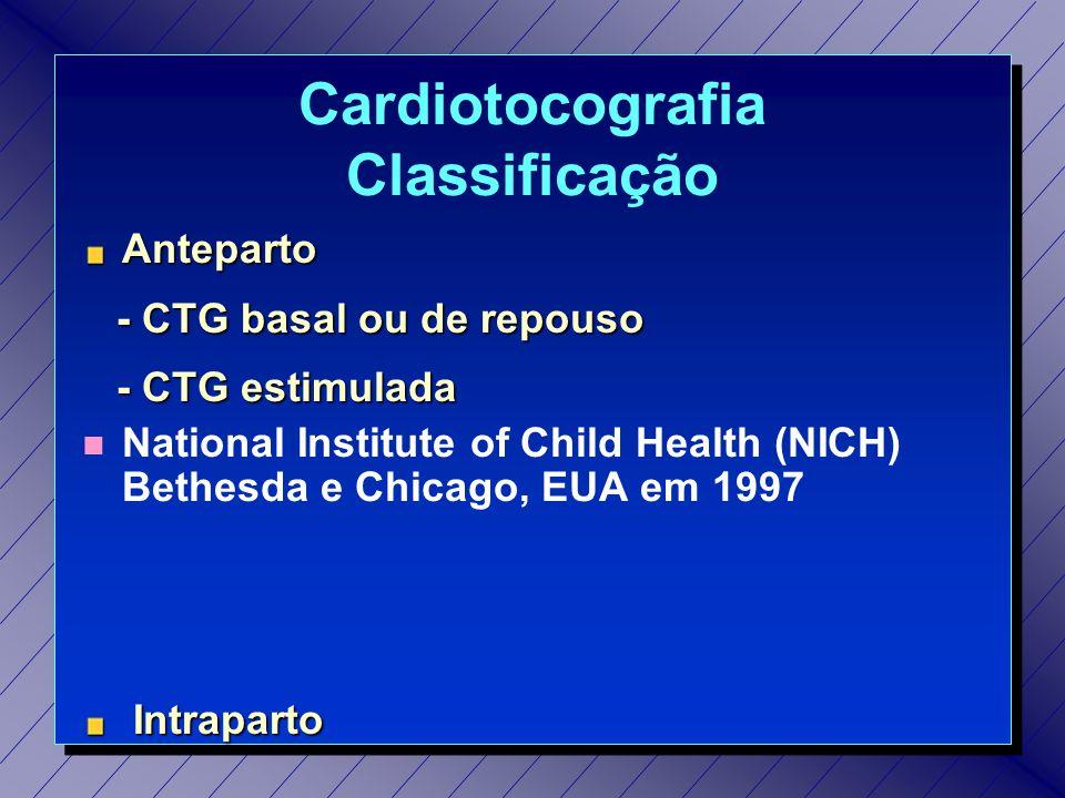 Cardiotocografia Classificação