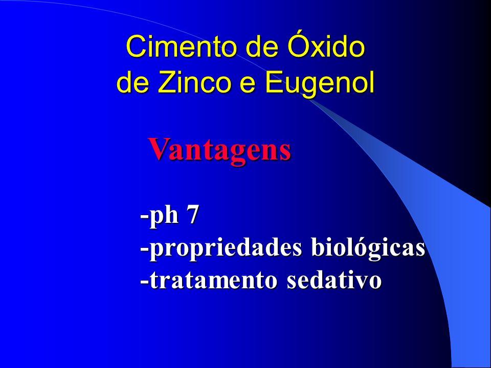 Cimento de Óxido de Zinco e Eugenol