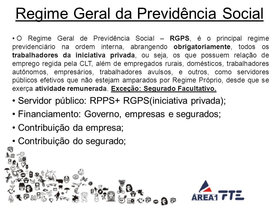 Regime Geral da Previdência Social