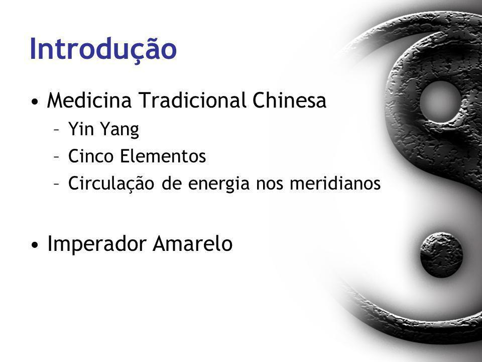 Introdução Medicina Tradicional Chinesa Imperador Amarelo Yin Yang