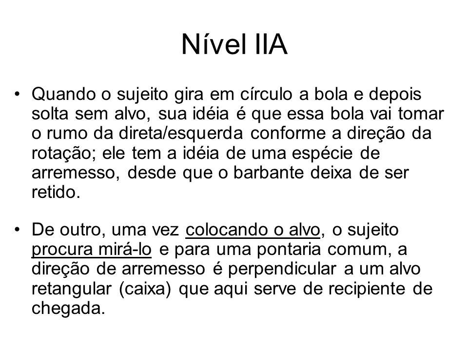 Nível IIA