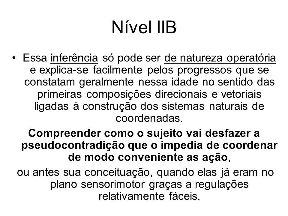 Nível IIB