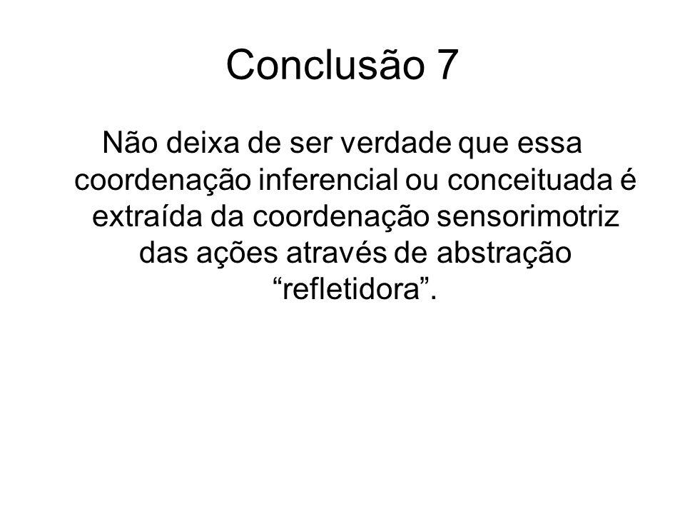 Conclusão 7