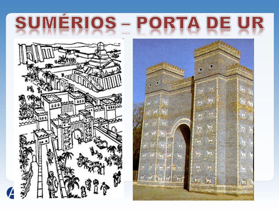 SUMÉRIOS – PORTA DE UR