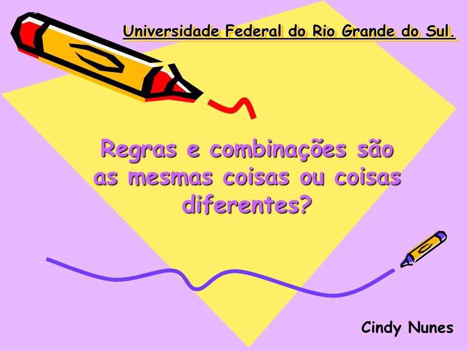 Universidade Federal do Rio Grande do Sul.