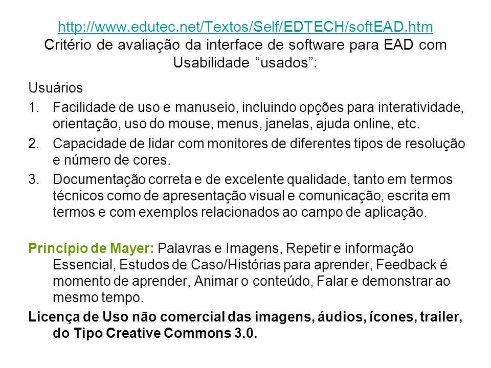 http://www. edutec. net/Textos/Self/EDTECH/softEAD