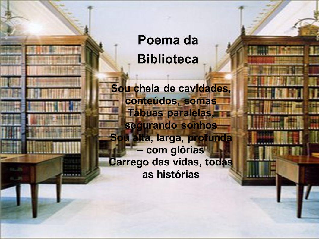 Poema da Biblioteca