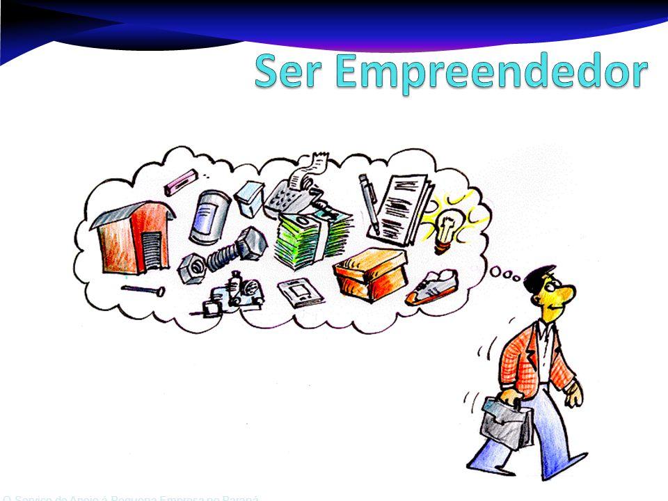 Ser Empreendedor (Saudação inicial)