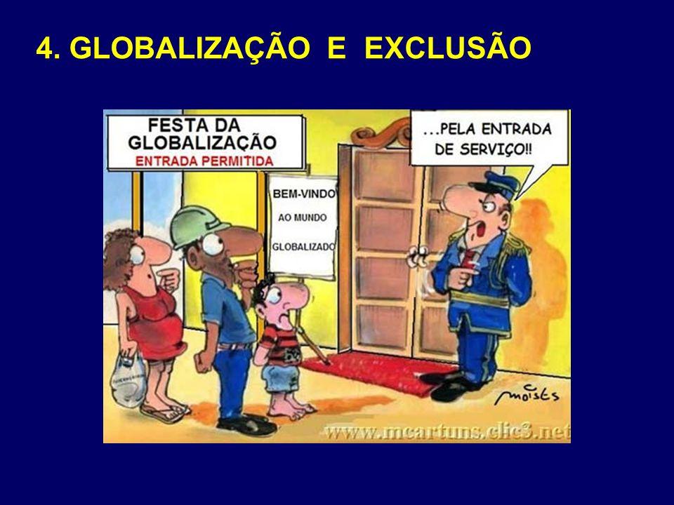 4. GLOBALIZAÇÃO E EXCLUSÃO
