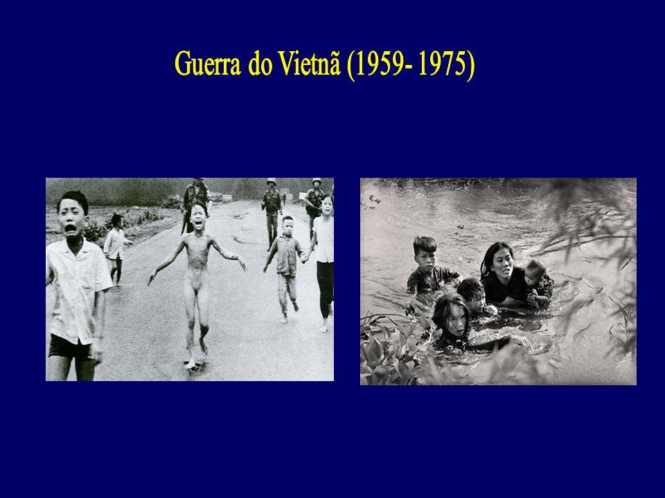 Guerra do Vietnã (1959- 1975)