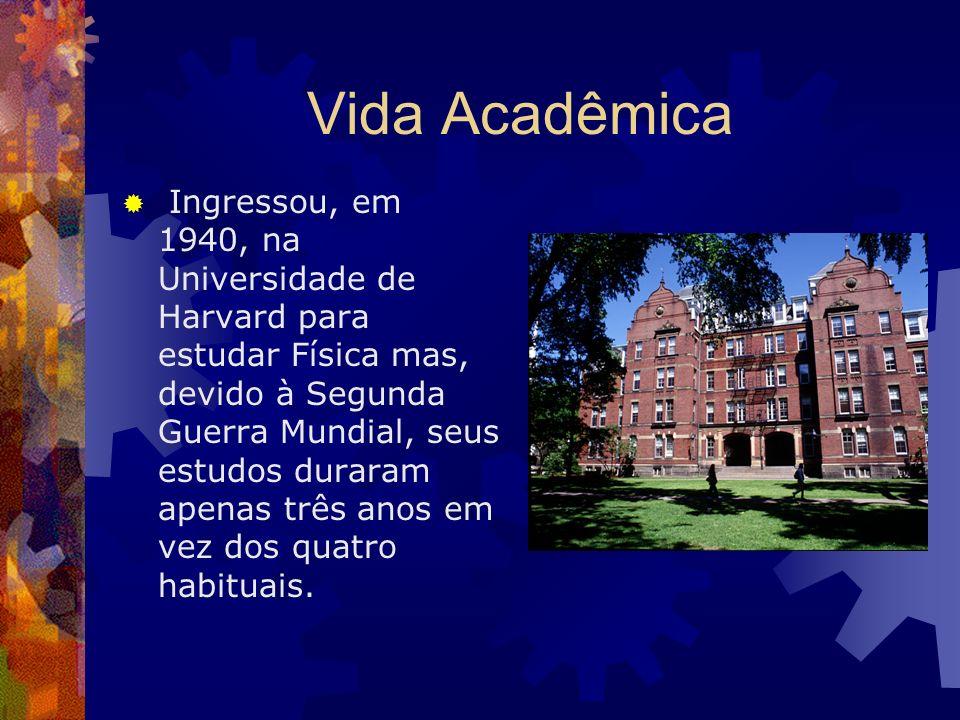 Vida Acadêmica