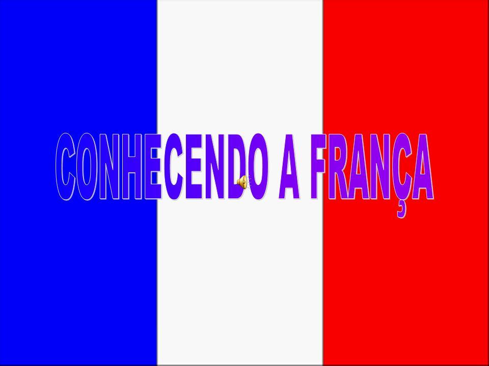 CONHECENDO A FRANÇA