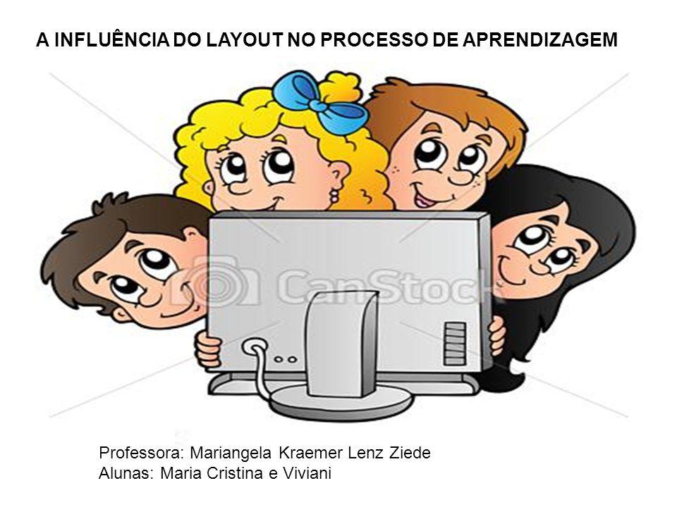 A INFLUÊNCIA DO LAYOUT NO PROCESSO DE APRENDIZAGEM