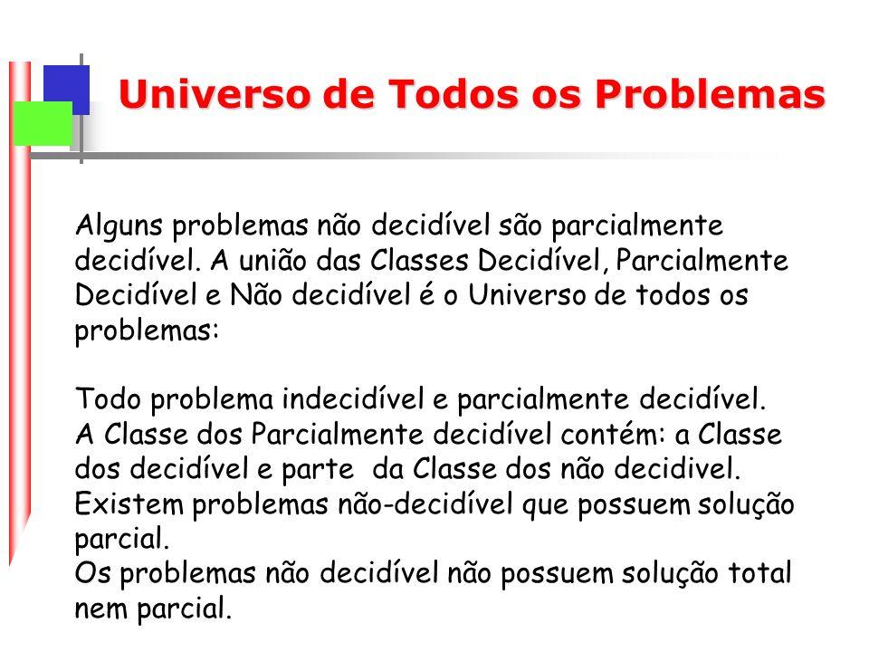 Universo de Todos os Problemas