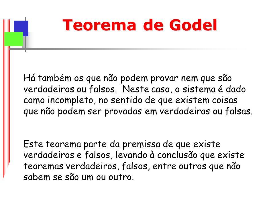 Teorema de Godel