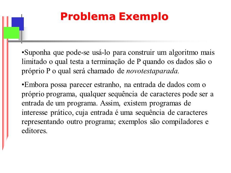 Problema Exemplo