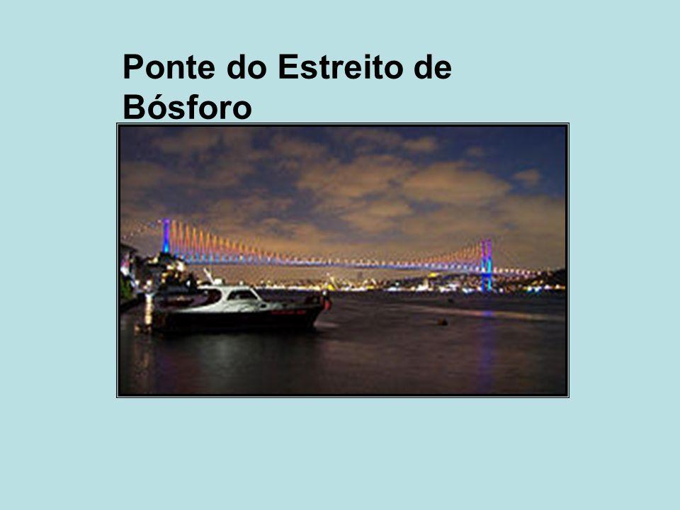 Ponte do Estreito de Bósforo